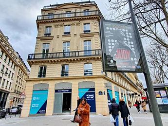 bâtiment avenue de la madeleine équipée d'une Sous-Station Vapeur par Spirec